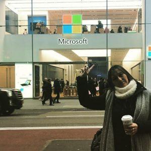 Microsoft Manhattan